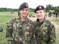Dutch Army Girls