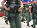 Venezuelan Female Marine