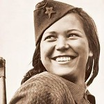 Yugoslav Partisan Girl