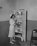 Nurse Betty Evans, 8 April 1942, Iceland.