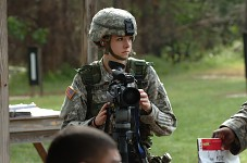 U.S. soldier