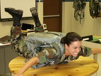 Girls in Army around the Globe -2-