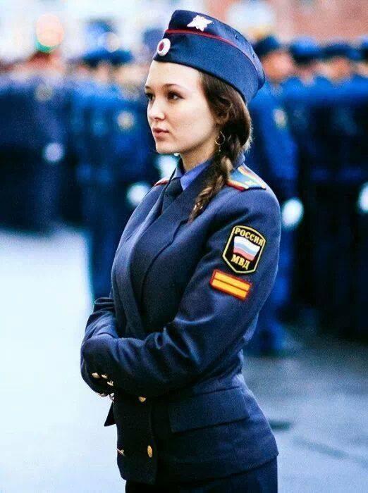 Russian Mvd  Image - Females In Uniform  Lovers Group