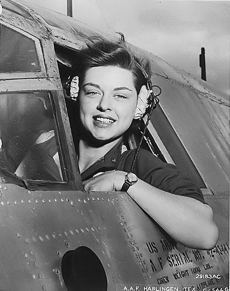 Elizabeth L. Gardner, WASP*