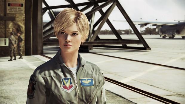 Janice Rehl- Ace Combat Pilot