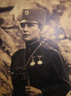 Serbian Female Soldiers [WW1]