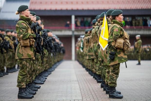 norwegian soldiers image