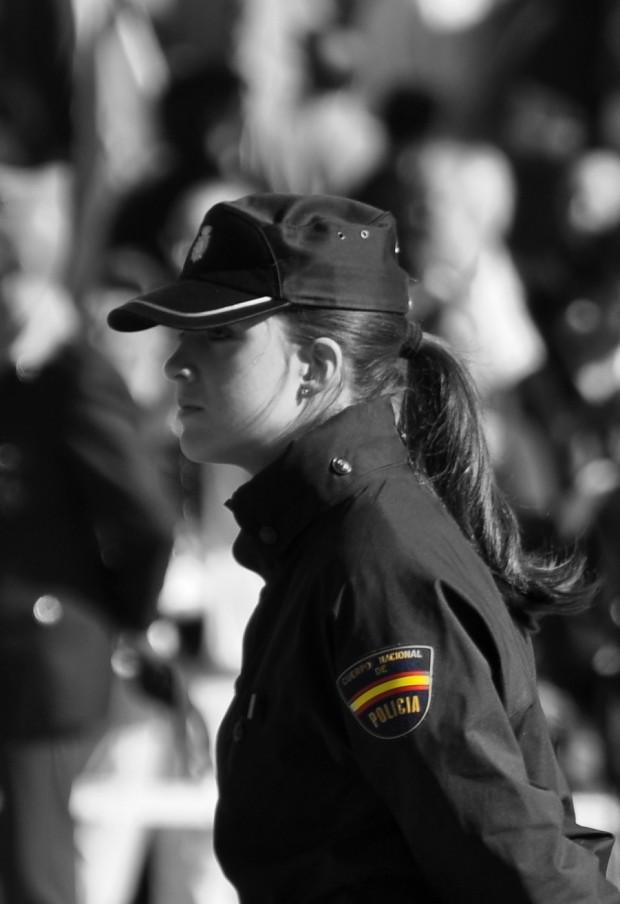 Spanish National Police high-readiness