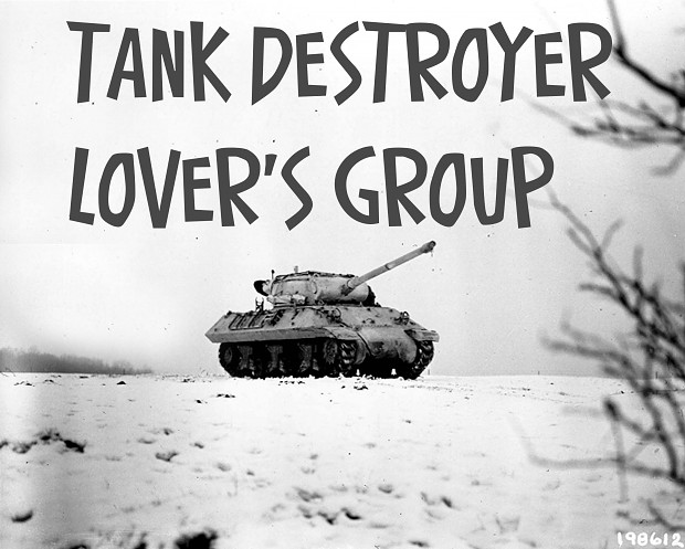 Tank Destroyer Lover's Icon