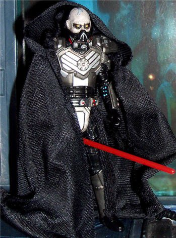 Darth Malgus's action figure