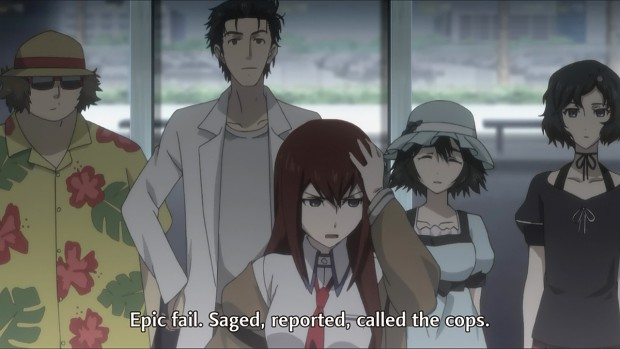 Steins Gate, lolsubs