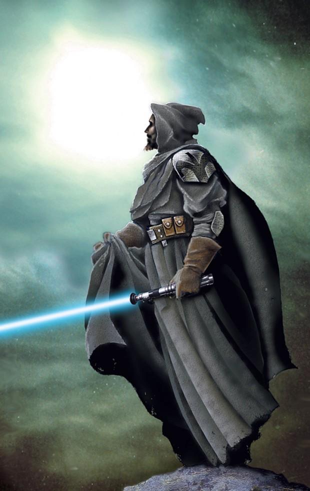 Grey Jedi image - Mod DB