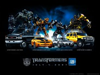 The autobots(from the first movie)