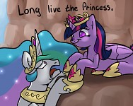 long live the princess