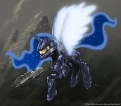 Gamer Luna Is Ready For Halo 4