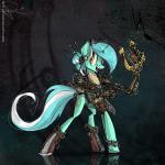 Steampunk ponies