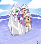 CMC On A Paper Ship