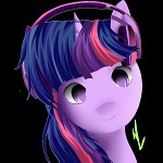 Twilight's Headphone