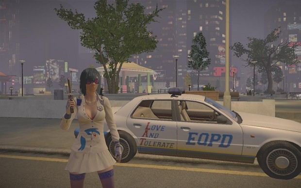 APB Reloaded Pony Customization