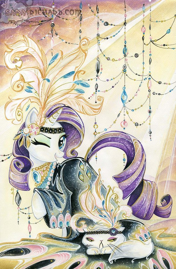 Rarity (DM Comics Cover)