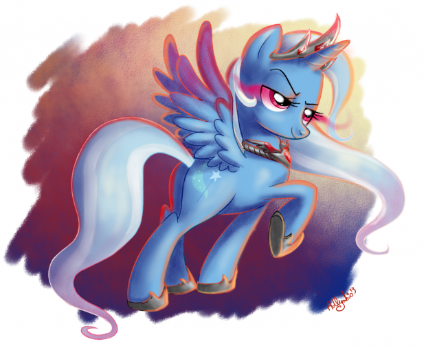 The Great And Powerful Princess