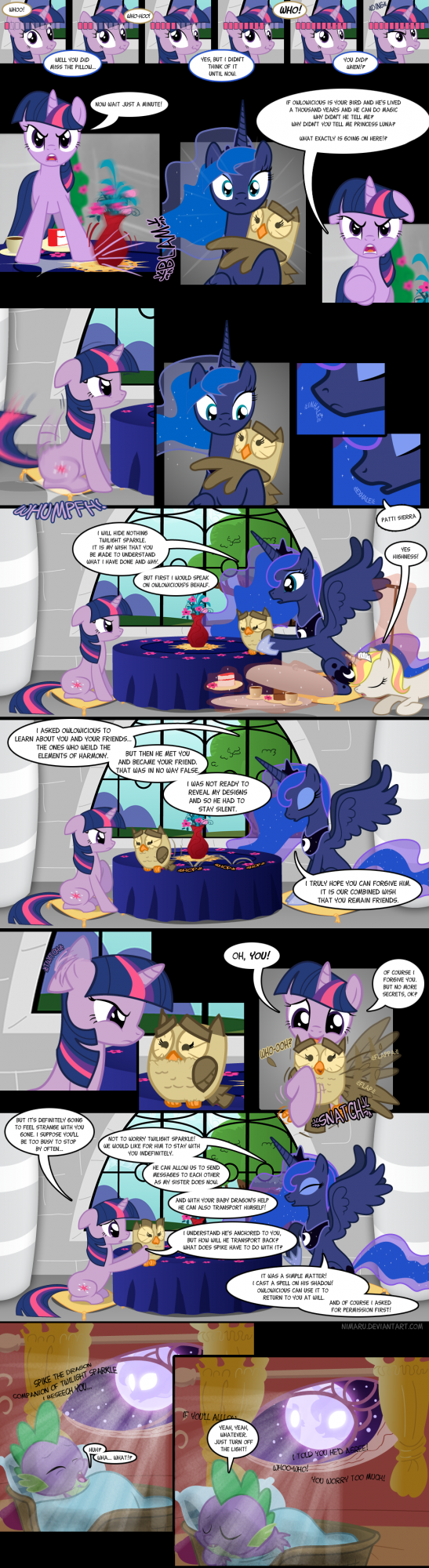 Twilight's Studies - Connections