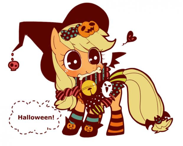 Halloween AJ