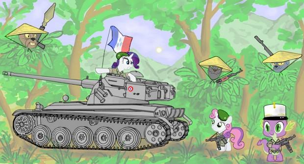 MLP Tank pics.