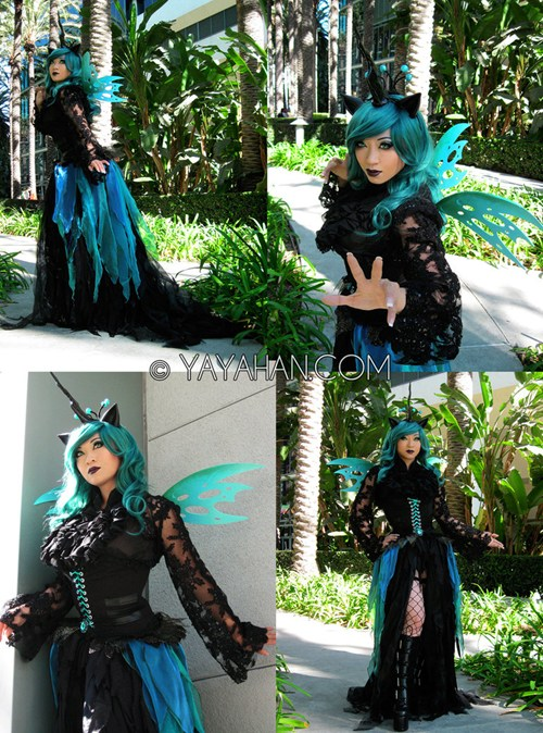 queen chrysalis real life
