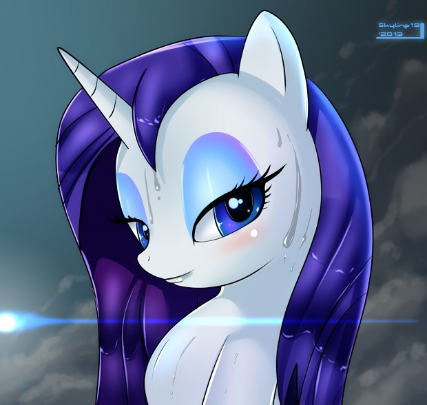 Icon 19: Rarity (Wet Mane)