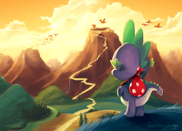 Spike's Journey