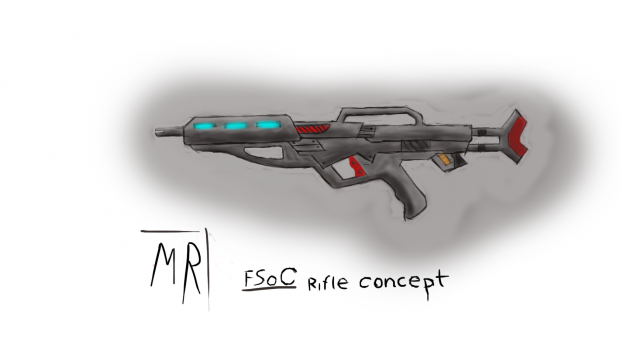 Rifle Concept 1