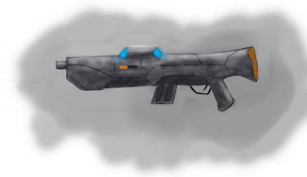 Rifle Concept 3