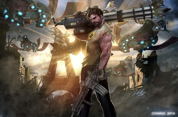 Serious Sam 4 Announced