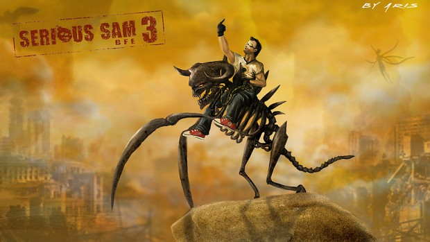 Serious Sam Wallpapers