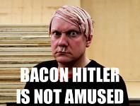 Bacon Hitler