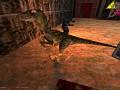 Quake c - velociraptor