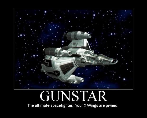 Gunstar pwnage