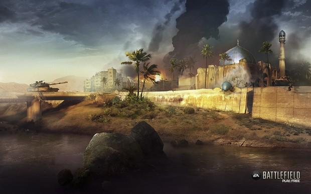 Battlefield Play4Free Wallpapers