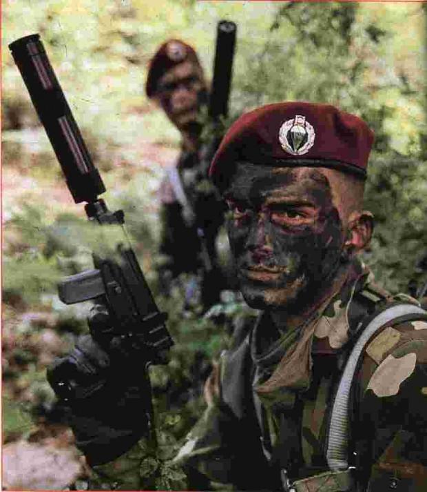 Американский спецназ провёл учения в Латвии по захвату