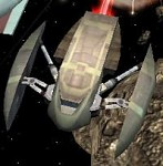Intrani-class Droid Starfighter