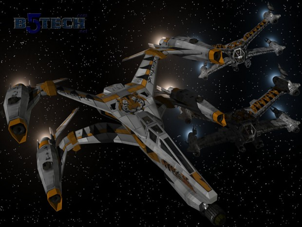 Dragoon-class Fighter/bomber