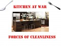 Kitchen At War: Forces Of Cleanliness Dev Group
