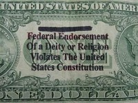 Federal Endorsement of Religion