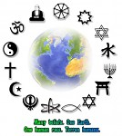 Many beliefs. One Earth.