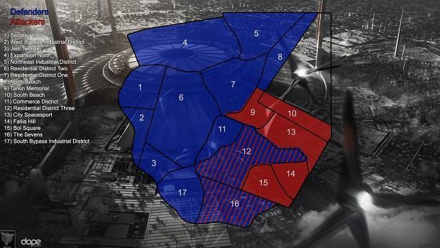Eriadu Battlemap