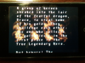 Draco running on iPod Touch