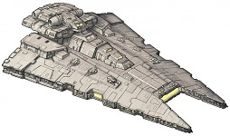 Gladiator Class Star Destroyer