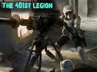 "The Federations 401st Legion ""Strength"""