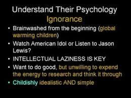 Socialism Ignorance